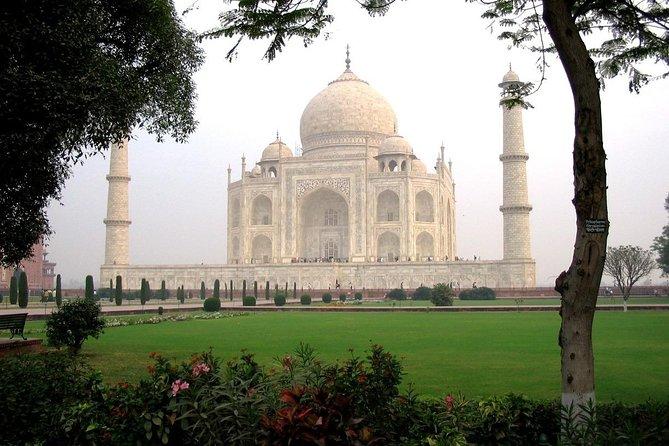 Luxury Taj Mahal Tour by Car