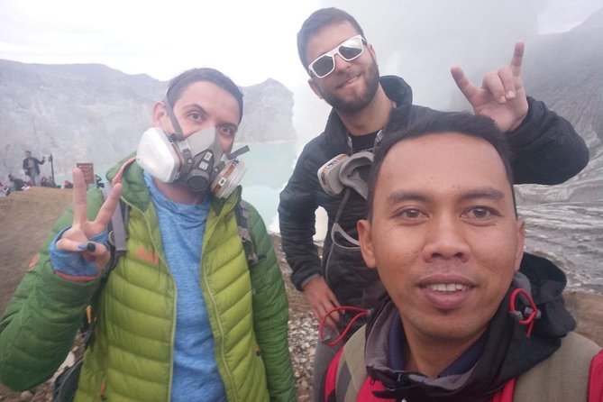 Bromo Sunrise and Ijen Crater Blue Fire tour