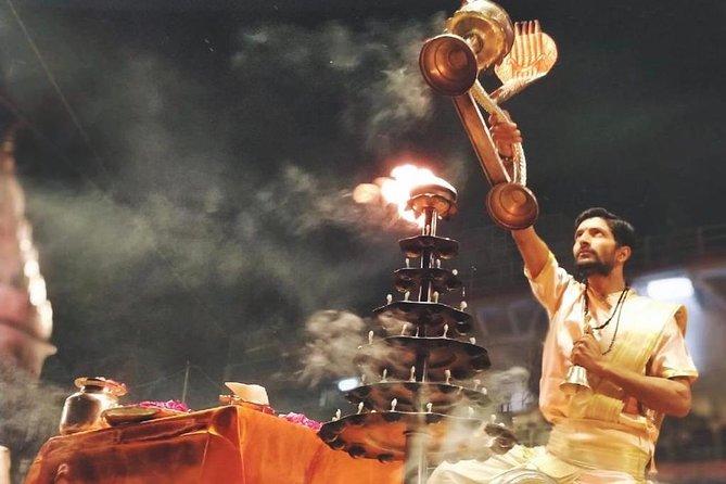 Spiritual tour in Varanasi- aarti, markets and ghats