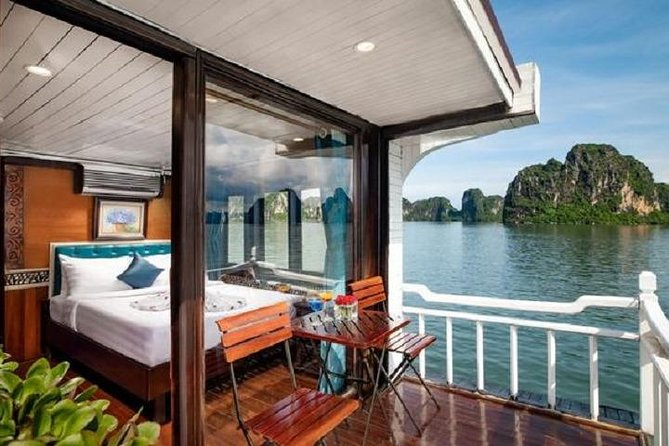 Halong Bay on Charm cruise 2 Days 1 Night