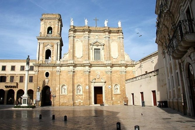 Private guided tour in Brindisi