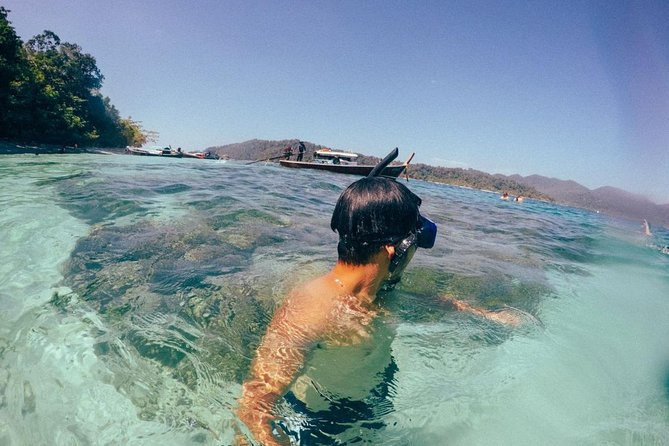 Outer Snorkel trip in Lipe Island