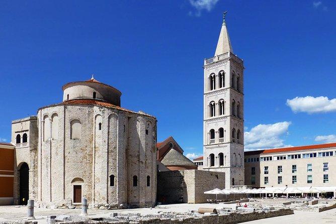 From Rovinj to Zadar or vice versa
