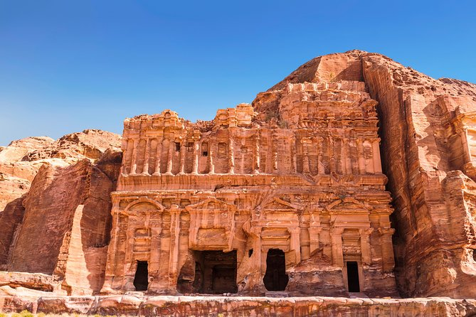 3-Night Jordan Tour with Wadi Rum Overnight from Sheikh Hussein Border Crossing photo 8