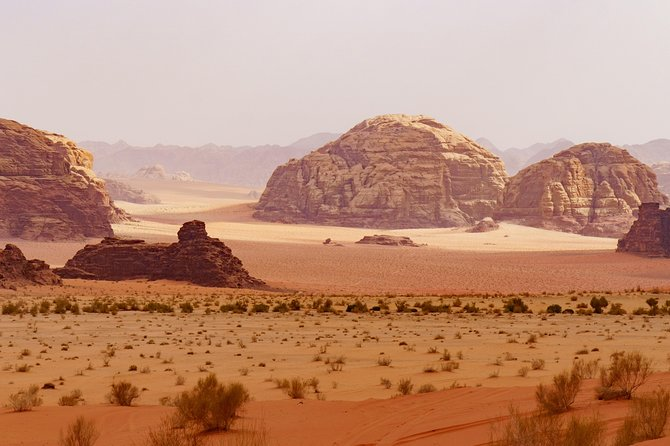 3-Night Jordan Tour with Wadi Rum Overnight from Sheikh Hussein Border Crossing photo 6