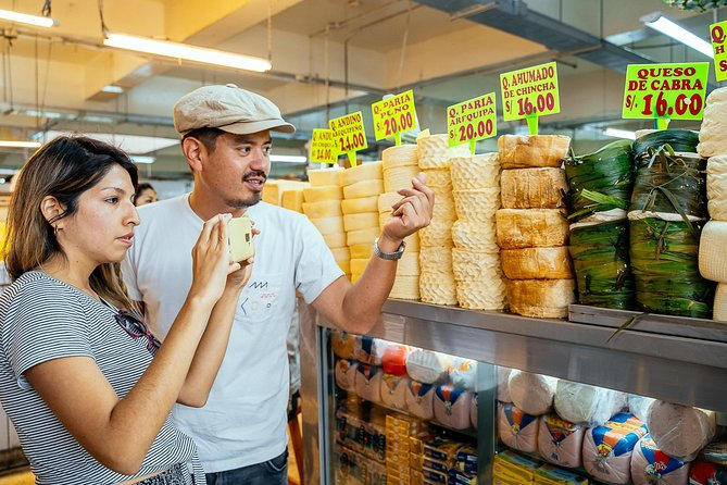 Withlocals The 10 Tastings: Lima Private Food Tour