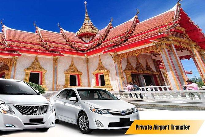 Phuket Arrival Transfer