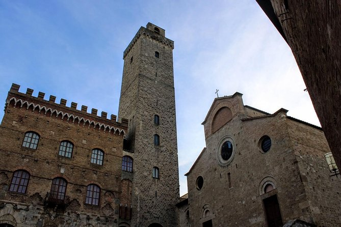 San Gimignano Best of Gothic & Renaissance Art - Private Tour
