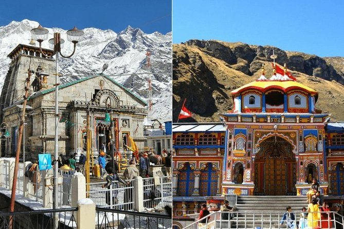 Kedarnath - Badrinath Package