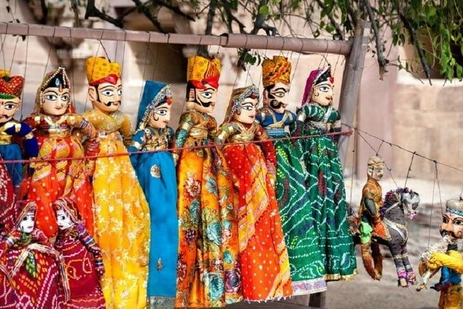 Private Jaipur Shopping Tour- Explore local Markets,Culture & Tradition