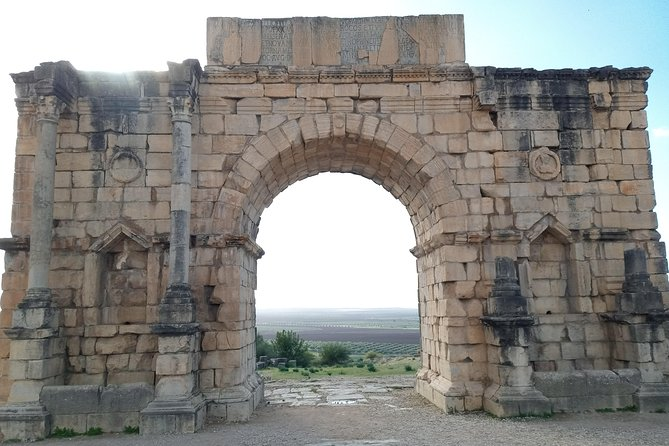 Volubilis,Moulay idriss and Meknes Day Tour from Fez photo 1