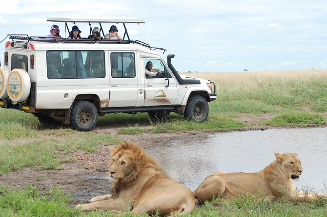Magical Mwanza 6 days Safari Package