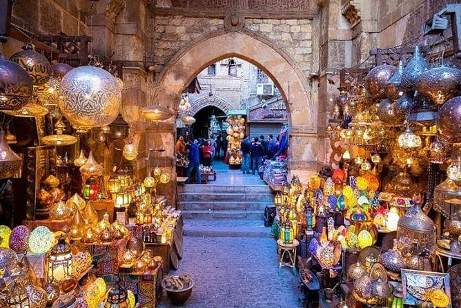 Old Cairo and Khan El Khalili bazaar photo 3