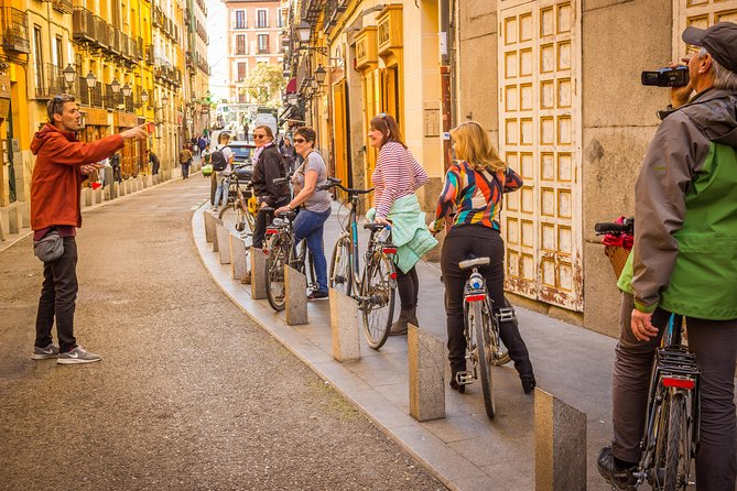 Highlights of Madrid by Bike photo 1