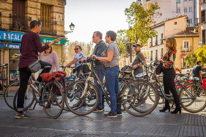 Highlights of Madrid by Bike photo 12