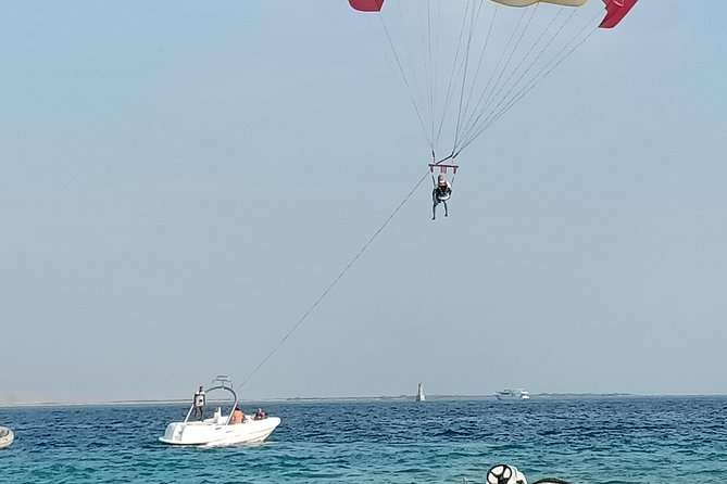 Parasailing HURGHADA photo 99