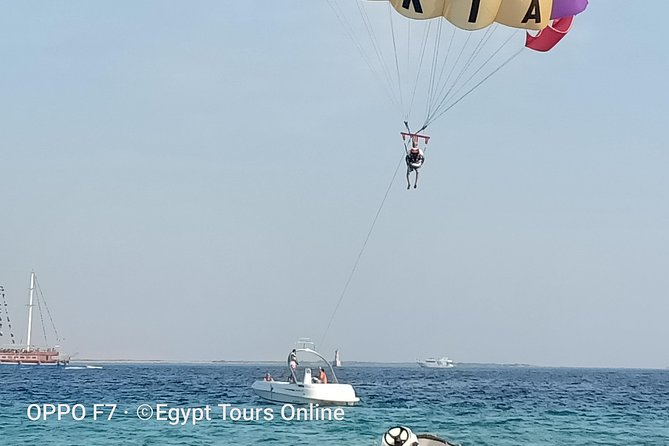 Parasailing HURGHADA photo 49