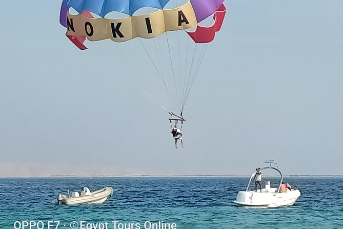 Parasailing HURGHADA photo 311