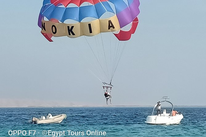 Parasailing HURGHADA photo 216