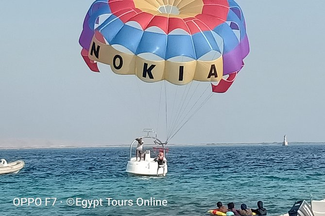Parasailing HURGHADA photo 124
