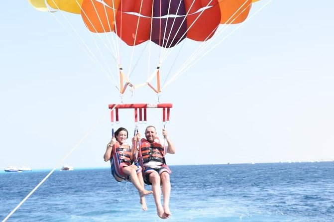 Parasailing HURGHADA photo 310