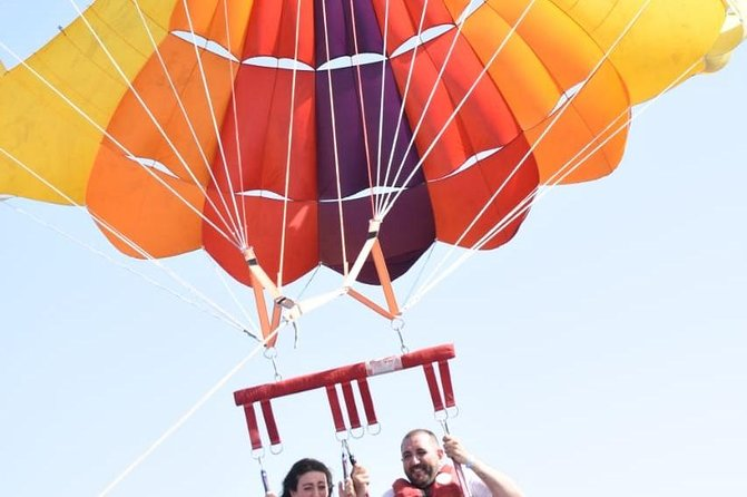 Parasailing HURGHADA photo 45