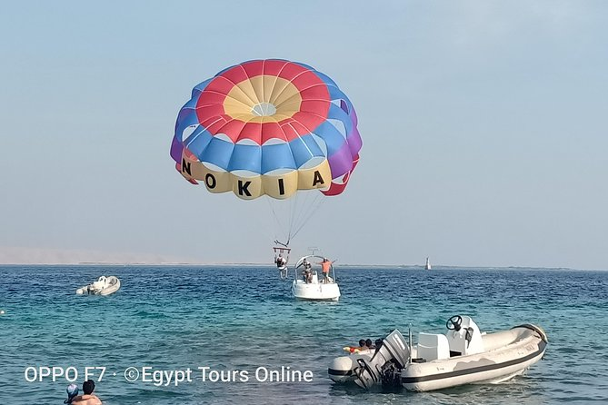 Parasailing HURGHADA photo 200