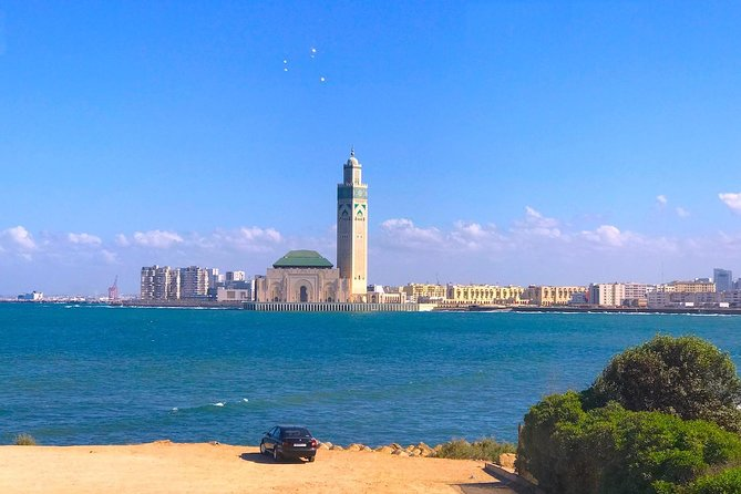 Private Day Trip from Marrakech to Casablanca & Hassan II Mosque per Car