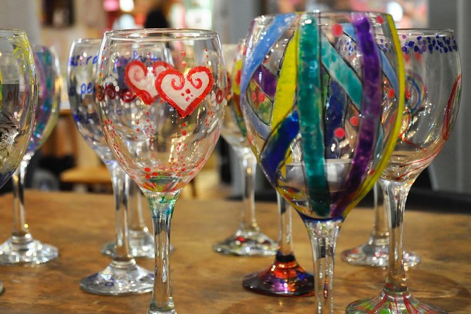 Glass Painting Crafternoon