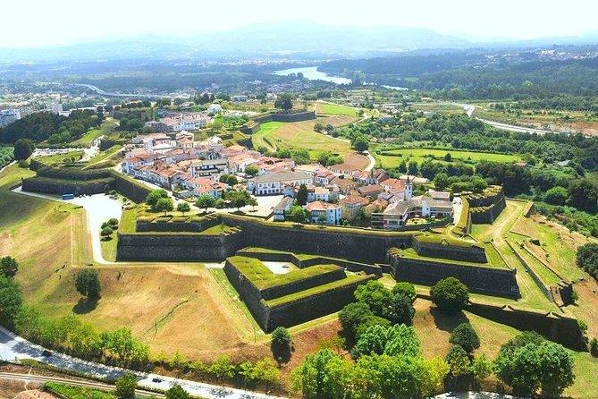 Van Tour - Santiago de Compostela & Valença do Minho