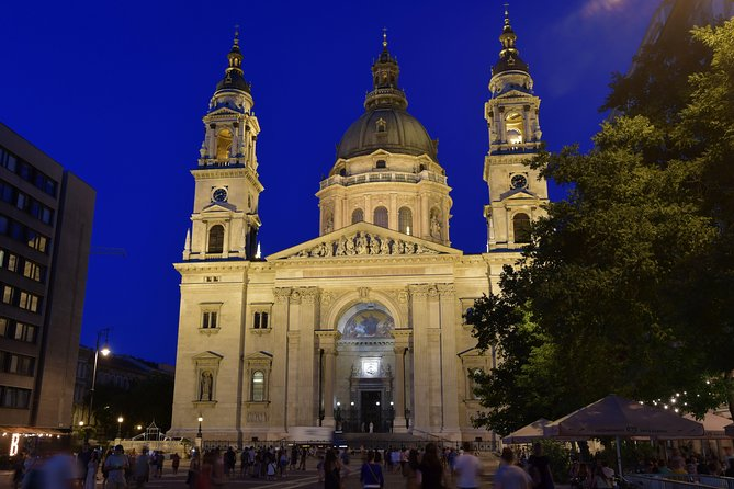 Half-day walking tour in Budapest