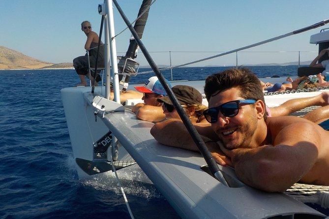 Private Catamaran All-Inclusive Cruise in Naxos