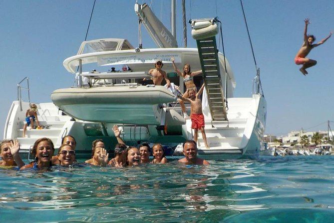 Private Catamaran All-Inclusive Cruise in Naxos