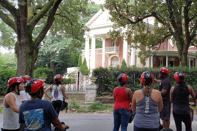 Atlanta City Sightseeing Tour by Segway