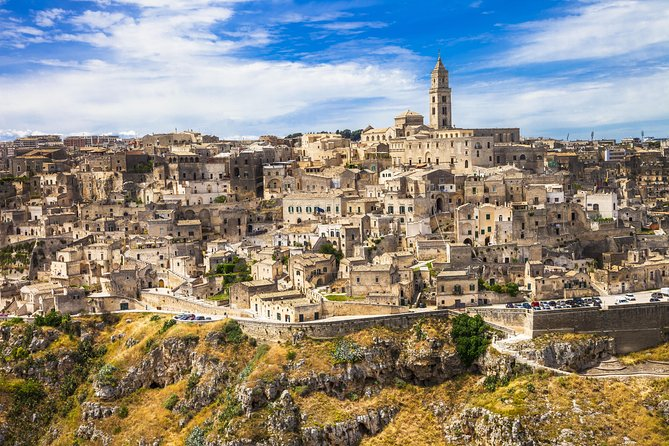 Excursion of the Sassi of Matera of 3h Complete