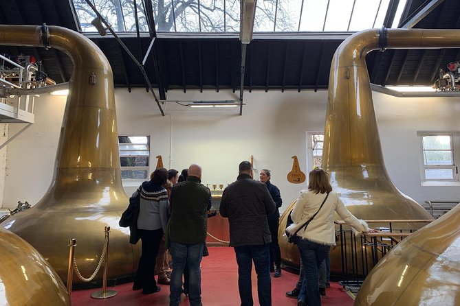 Perfect Perthshire Experience by Whisky Trails: Three Perthshire Distilleries