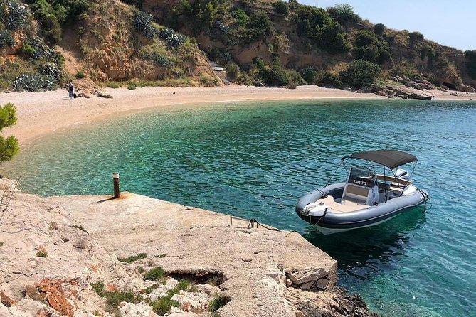 Bol and Milna (Island Brac) private boat tour from Split or Trogir