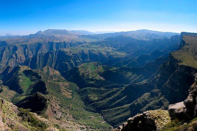 9 Days Tours To Danakil Depression, Simen MNP, Lalibela With Omo Valley Tribes