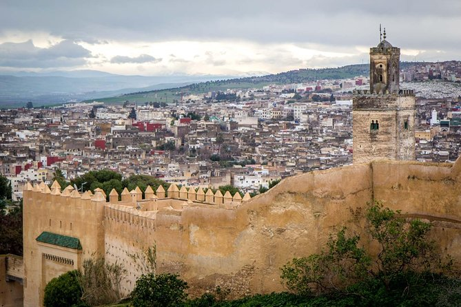 Private Luxury Tour of Fez' Medina
