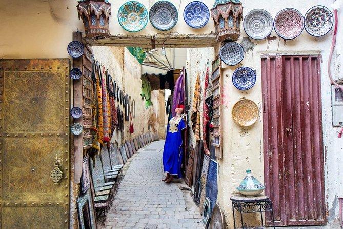 Fez medina full day guided tour