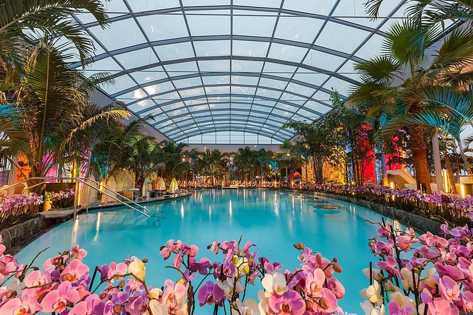 Relax & Wellness at Therme Spa Bucharest