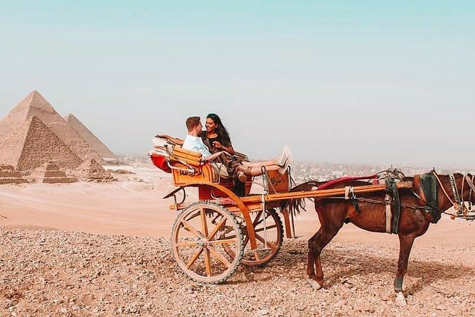 Camel Ride or Horse around the Pyramids photo 3
