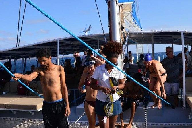 Lounge Catamaran SODADE Half-Day (Adults Only) photo 12