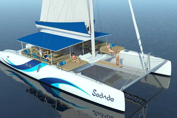 Lounge Catamaran SODADE Half-Day (Adults Only) photo 33