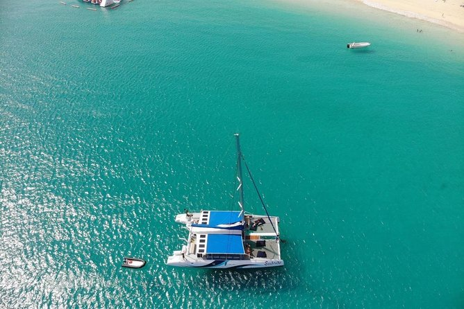 Lounge Catamaran SODADE Half-Day (Adults Only) photo 4