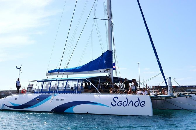 Lounge Catamaran SODADE Half-Day (Adults Only) photo 9