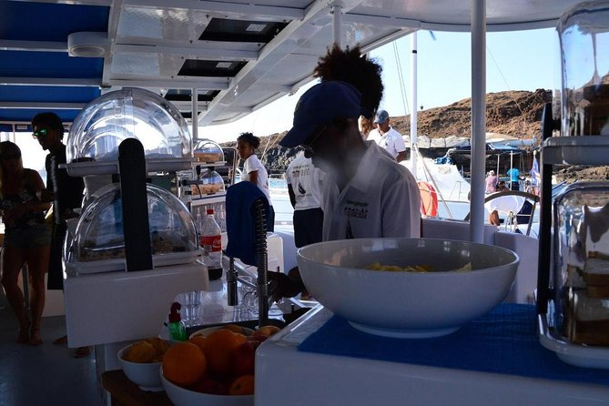 Lounge Catamaran SODADE Half-Day (Adults Only) photo 17