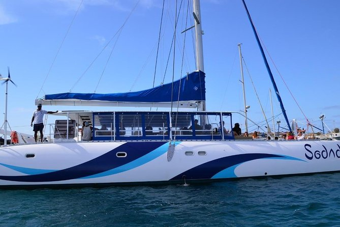 Lounge Catamaran SODADE Half-Day (Adults Only) photo 24