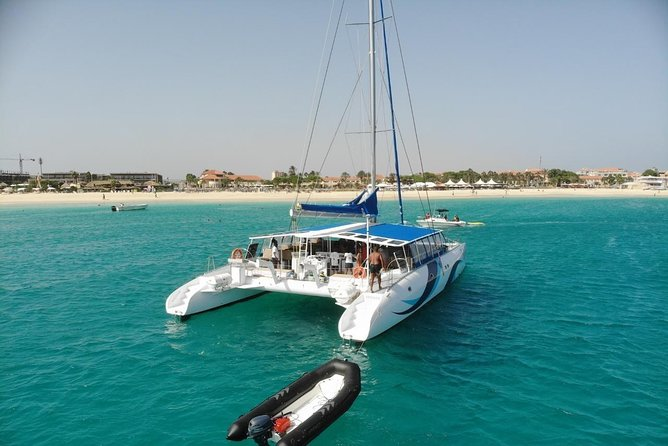 Lounge Catamaran SODADE Half-Day (Adults Only) photo 21