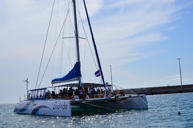 Lounge Catamaran SODADE Half-Day (Adults Only) photo 28